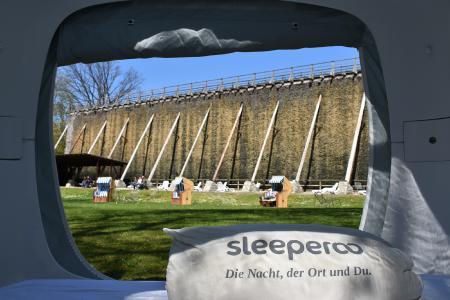 sleeperoo - Der Ort, die Nacht und Du