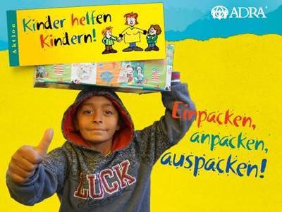 """Aktion """"Kinder helfen Kindern"""" © Cover: ADRA Deutschland"""