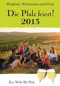 Weinfestkalender 2013 Titel
