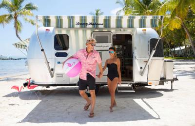 Airstream Germany bringt die Tommy Bahama Special Edition nach Deutschland