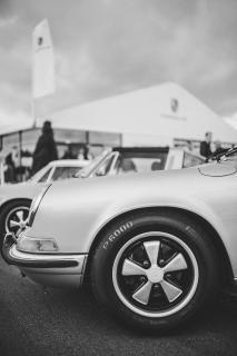 Der Auftritt von Porsche Classic mit rund 500 Modellen gehörte zu den Highlights des 47. AvD-Oldtimer-Grand-Prix. Dort präsentierte Pirelli die Reifen der Pirelli Collezione für klassische Porsche / Copyright: @amyshorephotography