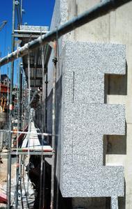 Zum Einsatz kam die besonders effiziente Dalmatinerplatte von Caparol in 180 mm Dicke, Foto: Caparol Farben Lacke Bautenschutz/Achim Zielke
