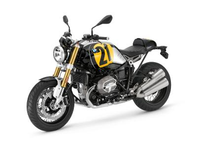 BMW Motorrad präsentiert BMW Motorrad Spezial