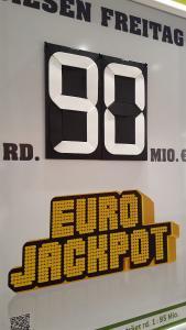 90 Millionen Euro - Mehr geht nicht
