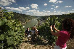 Wandern am Mittelrhein