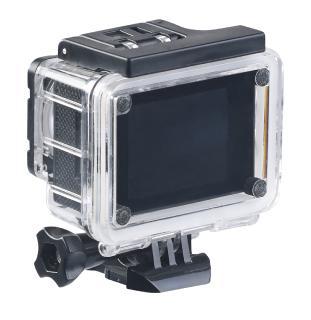 Somikon UHD-Action-Cam DV-3717 mit WLAN, Sony-Bildsensor und App, IPX8 / Bild: PEARL.GmbH