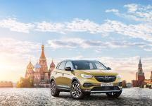 Opel Returns to Russia
