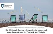 Die Welt nach Corona - Herausforderungen und neue Perspektiven für Touristik und Verkehr / Foto: Steve Bidmead/Pixabay