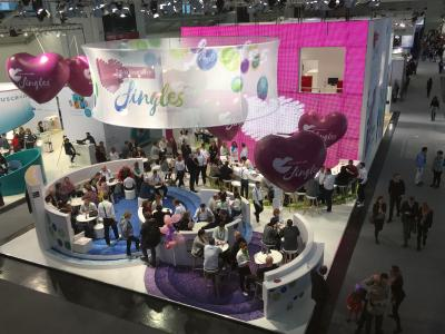 Messestand 1 | CooperVision opti2019