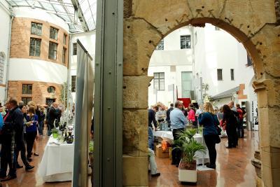 Wein am Dom, Historisches Museum / Quelle: Hubach, Melanie