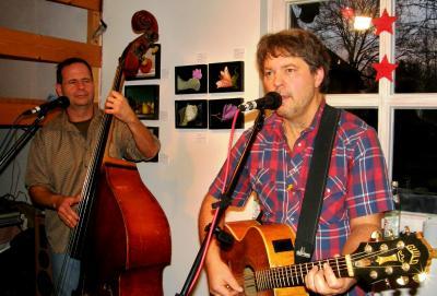 Daniel T. Coates und Gabor bearb (Foto von Peter Wroblewski)
