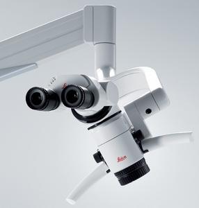 Das erste Dentalmikroskop, das höchste Funktionalität mit ästhetischem Design verbindet