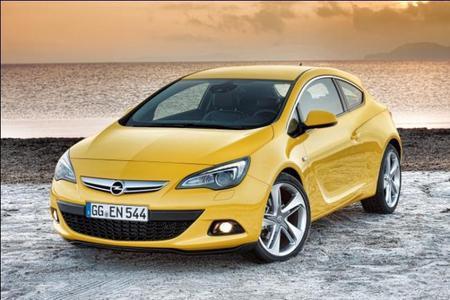Scharfe Optik, scharfer Typ - der neue Opel Astra GTC 2