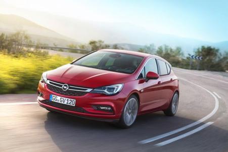 Bestseller: Im bisherigen Jahresverlauf wurde der Opel Astra knapp 32.800 Mal verkauft – im Vergleich zum Vorjahreszeitraum ein Plus von rund 30 Prozent