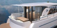 Launch Boarncruiser Elegance 1250 mit dem neuen innovativen Canopeasy®-System