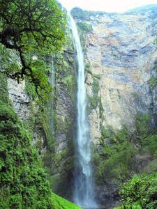 Wasserfälle Gocta, Peru
