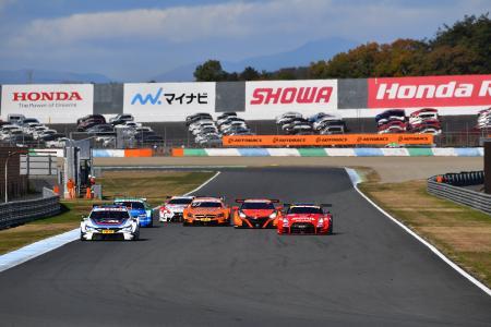 BMW M4 DTM, Augusto Farfus, Japanese Super GT Championship, Motegi
