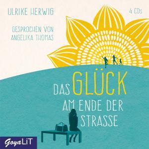 """Cover """"Das Glück am Ende der Straße"""""""