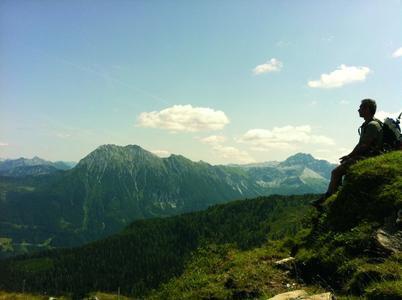 Reisen mit Wandern_Tal der Almen