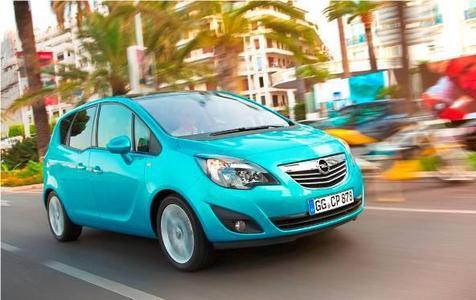 Opel konnte im Mai in Europa zum siebten Mal in Folge monatliche Marktanteilszuwächse gegenüber dem entsprechenden Vorjahresmonat erzielen. Besonders erfolgreich ist der Meriva, der die Nummer eins in seinem Fahrzeugsegment ist