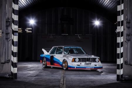 Fotoshooting, BMW 320