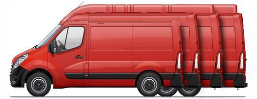 Wie es euch gefällt: Den Opel Movano gibt es in vier verschiedenen Längen und drei Dachhöhen. Foto: Adam Opel AG