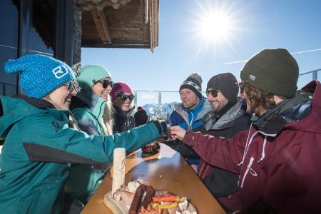 Skiopening Wildschönau