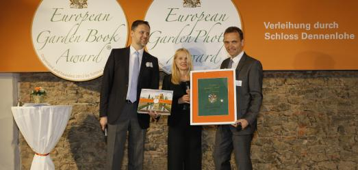 3. Platz European Garden Book Award 2017