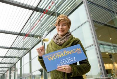 Kartenvorverkauf zur Wahl der Deutschen Weinkönigin 2016 in Mainz gestartet