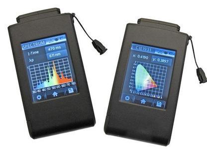 Tragbares LED-Spektrometer MK-350
