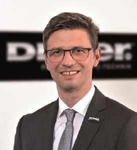 Thorsten Schäfer, Geschäftsführer der Driver Reifen und KFZ-Technik GmbH