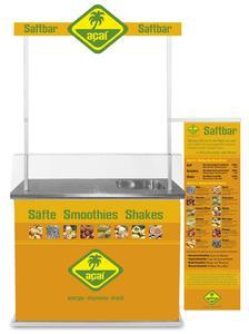 Foto mobile Smoothie-Bar