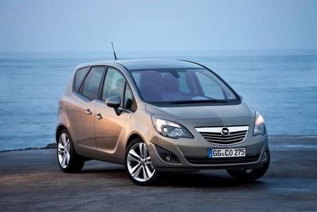 Für den neuen Opel Meriva liegen europaweit schon 40.000 Bestellungen vor. Die zweite Generation des kleinen Vans besticht mit markantem Design und vielen eigenständigen Funktionsdetails