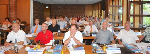 Die Sommervollversammlung der Handwerkskammer Reutlingen war sehr gut besucht
