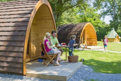 Mietobjekte Camping in Bayern