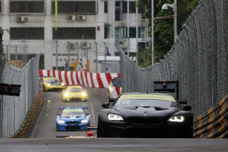 18. BMW Art Car, Augusto Farfus, BMW M6 GT3, BMW Team Schnitzer, FIA GT World Cup, Macau