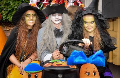 Halloween Kernie´s Familienpark / (c)Wunderland Kalkar