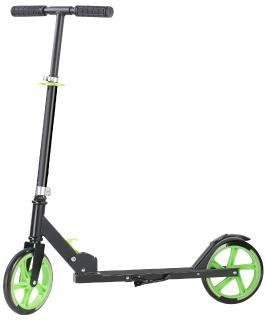 NX 7576 1 PEARL Klappbarer City Roller XXL Räder Ständer Trageriemen bis 100 kg