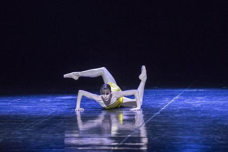 Elisa Badenes (Stuttgarter Ballett) / Photo Mario Perricone