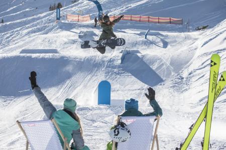 Ski Juqwel Alpbachtal Wildschönau Santner