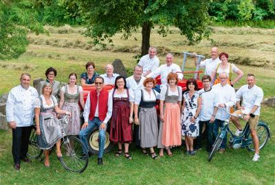 Die Schlemmerwirte im Amberg-Sulzbacher Land Foto: Thilo Hierstetter