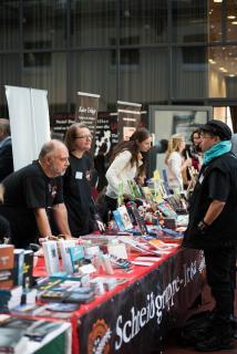 BuchBerlin: Treffpunkt der unabhängigen Literaturszene