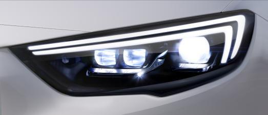 Opel Insignia  IntelliLux LED Matrix Licht
