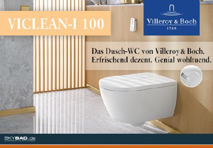 Villeroy & Boch ViClean-I 100 Dusch-WC