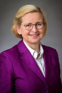 Marita Manger, seit 1. Juli Präsidentin des Automobilclub Kraftfahrer-Schutz e.V. (KS)