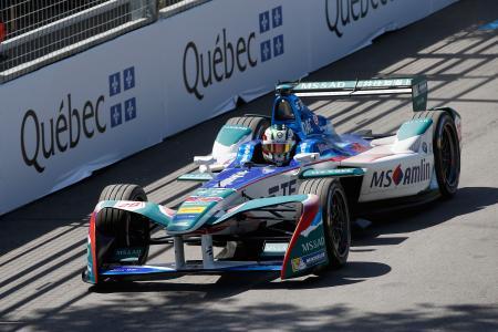 Montreal (CAN), FIA Formula E Championship, Montreal ePrix, MS Amlin Andretti