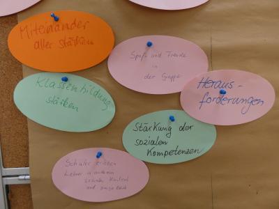 Außerschulisches Lernen in der Jugendherberge: Hier zum Thema Plastikmüll im Meer in der Jugendherberge Waren (Quelle: DJH-MV)