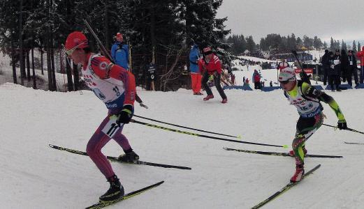 Biathlon in Oslo