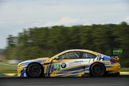 BMW M6 GT3, Turner Motorsport, IWSC