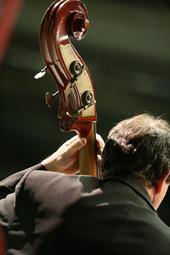 Musiker bei einem Konzert des Schwarzwald Musikfestivals 2008